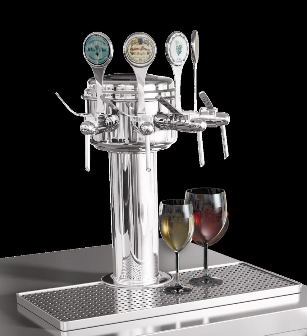 2018 Wine On Tap Catalog 1fgf